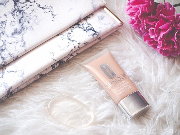 Test de l'éponge de maquillage en silicone Beauty Galet