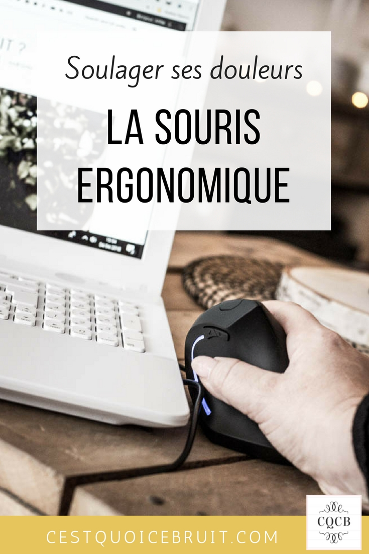 adopter la souris ergonomique verticale pour soulager ses douleurs. Black Bedroom Furniture Sets. Home Design Ideas