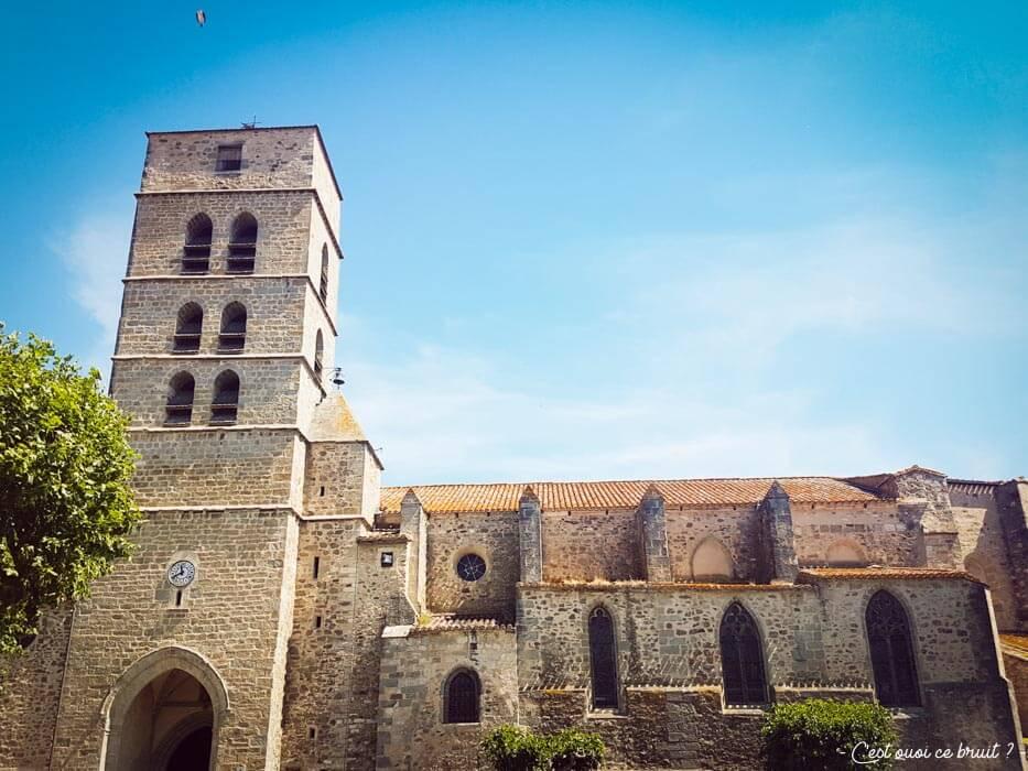 Visite de Montolieu, village du livre dans l'Aude
