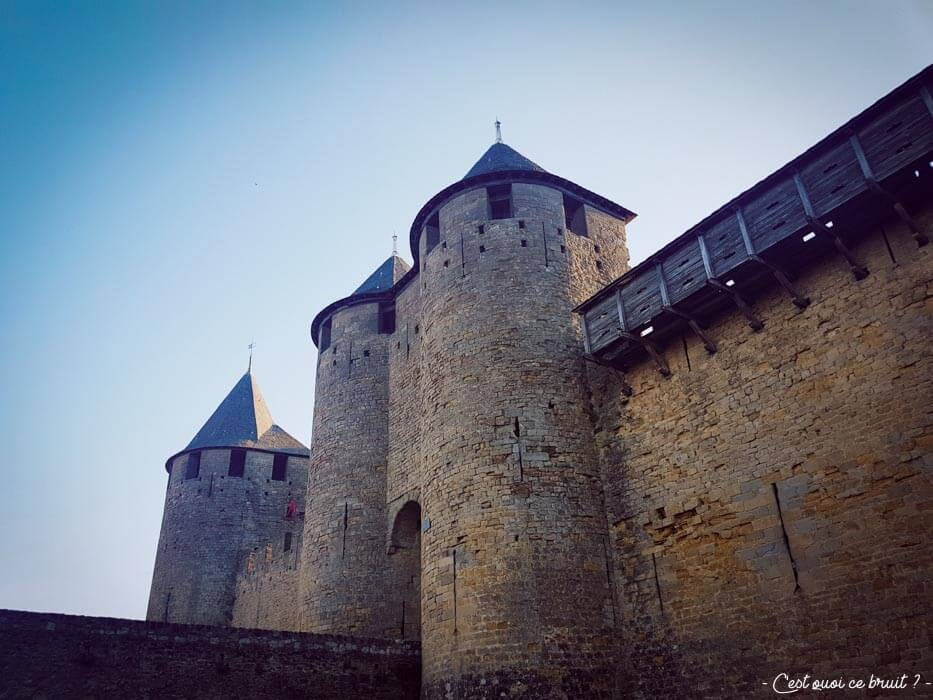 Blogtrip dans l'Aude : Carcassonne