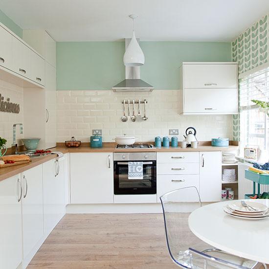 17 Best Ideas About Green Kitchen Walls On Pinterest: Inspiration Cuisine Scandinave