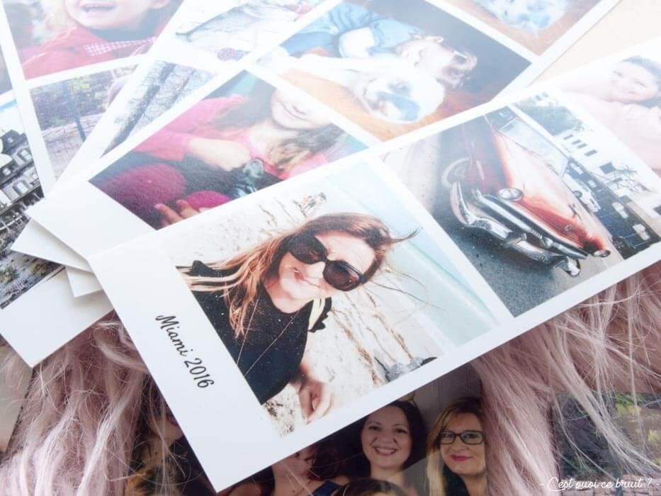 Cheerz photos souvenirs façon photomaton