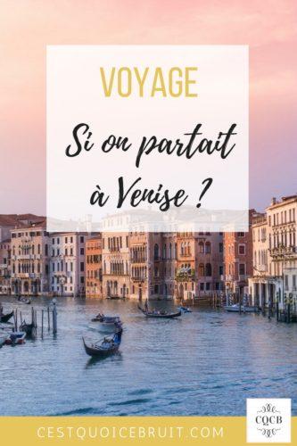 Vpyage à Venise, que faire ? #venise #voyage #travel