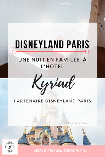 on a test le kyriad disneyland paris en famille. Black Bedroom Furniture Sets. Home Design Ideas