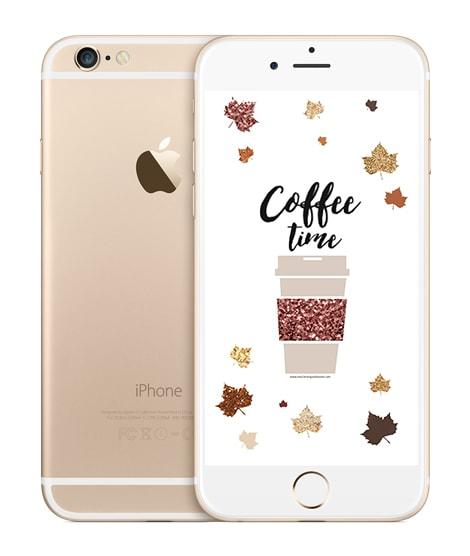 Fond d'écran automne gratuit Iphone