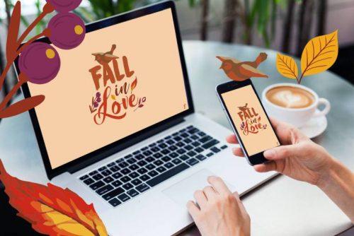 Fond d'écran automne gratuit