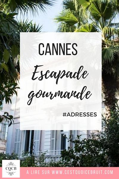 Escapade gourmande à Cannes en famille