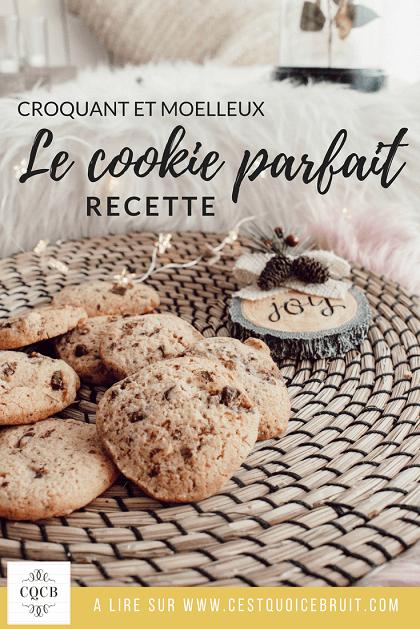 Cookies recette facile