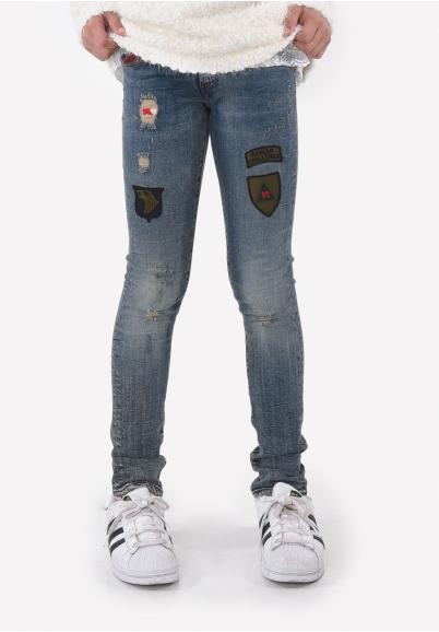 Garde-robe de ma fille : le jean