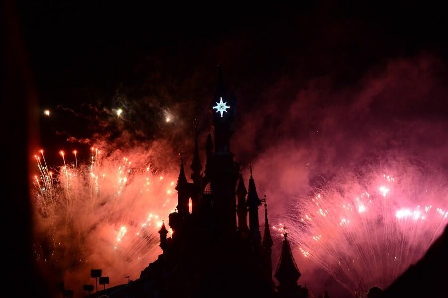 Fêter Noël en famille à Disneyland Paris