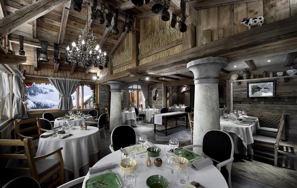 Restaurant La Bouitte, hôtel de charme en Davoie