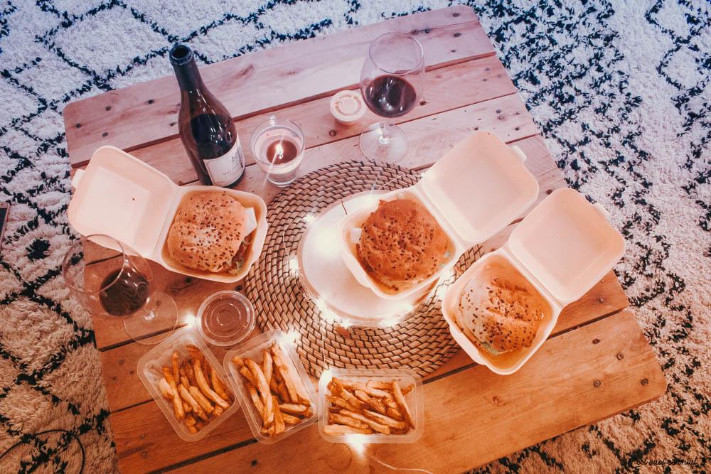 J'ai testé Allo Resto à Toulon : Gaudina Burgers