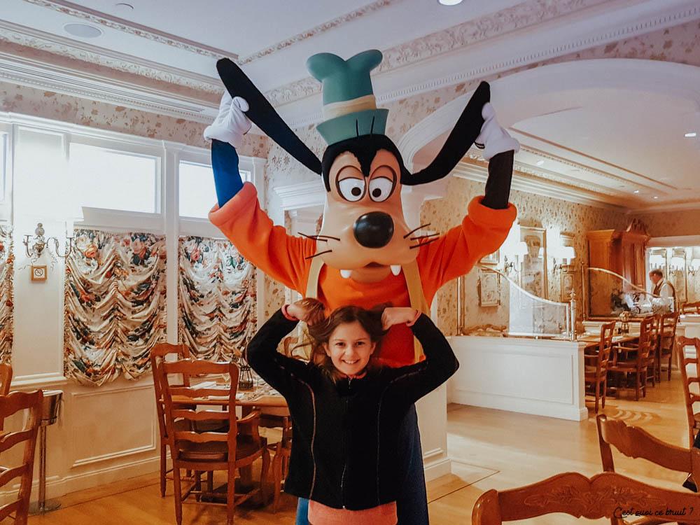 Disneyland Hotel Buffet Inventions