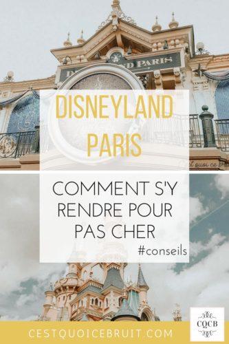 Trajet moins cher pour aller à Disneyland Pais depuis Marseille ou Aix en Provence #disneylandparis #disneyland #disney #astuces