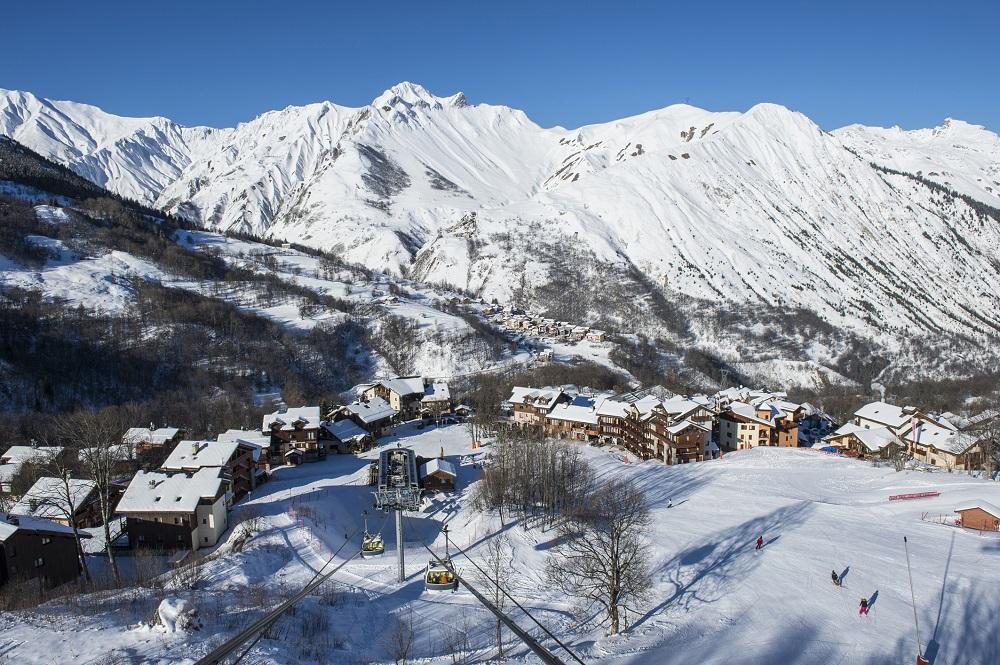 Village de Saint Martin de Belleville