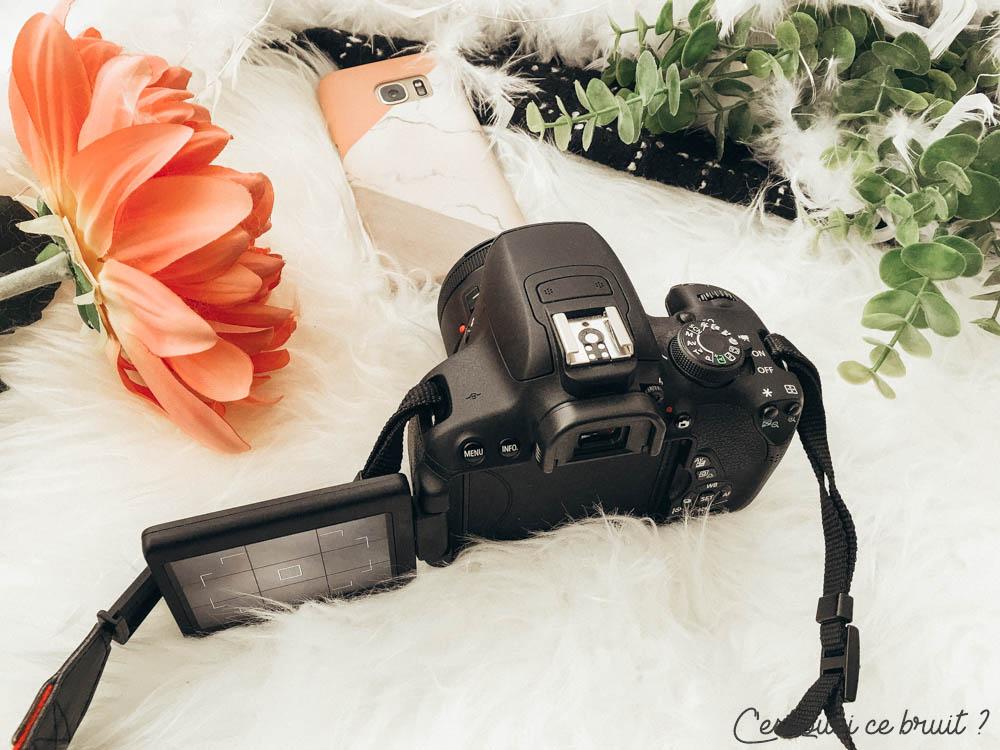 Mon matériel photo et vidéo pour bloguer