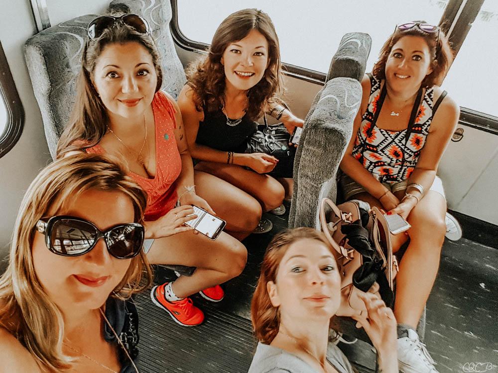 Girltrip Miami, direction les Everglades en bus