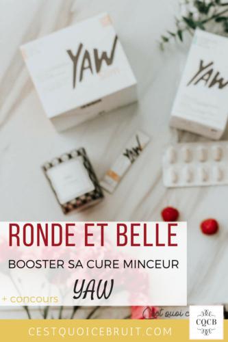 Booster sa cure minceur #régime #minceur #healthy