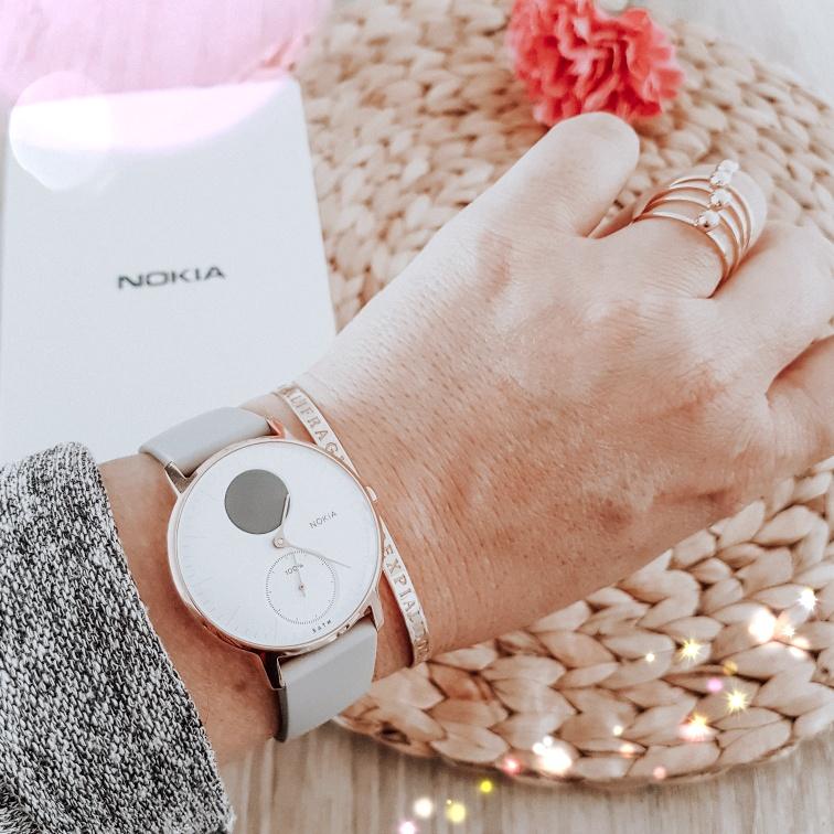 Fête des mères : offrir une montre connectée Nokia Steel