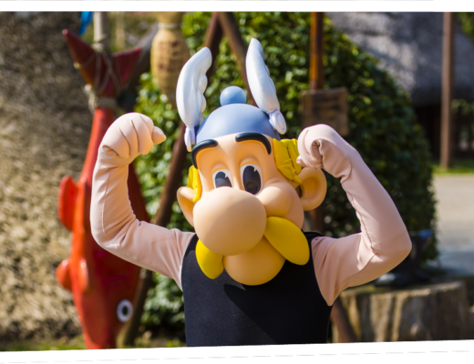 Attractions parc asterix