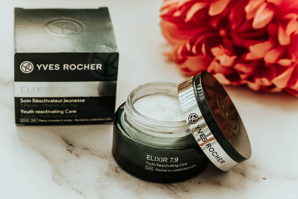 Test des produits Yves Rocher