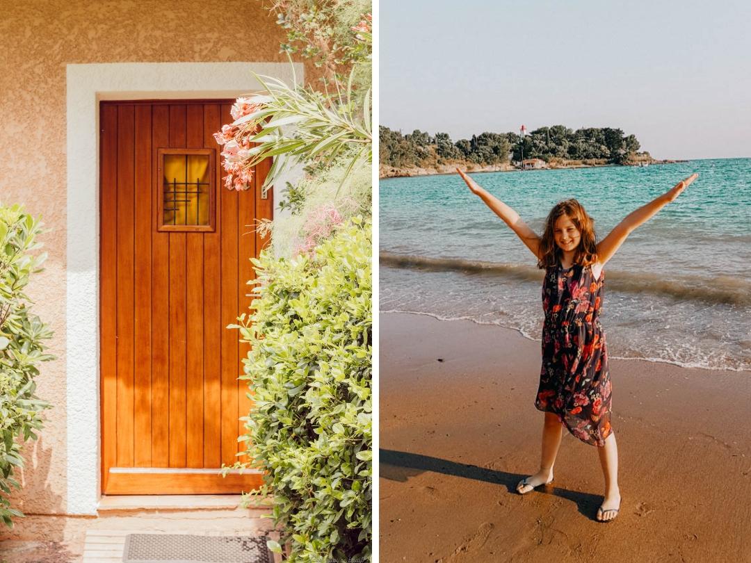 Blog famille, passer un week-end à Agay dans le Var