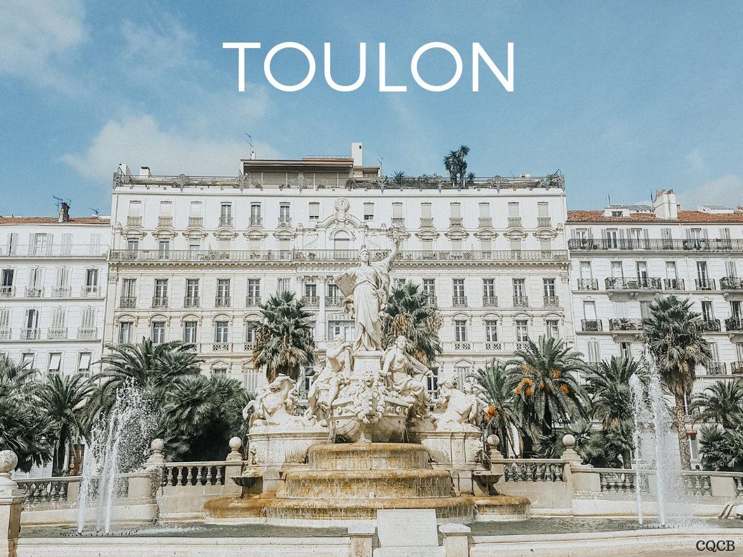 Blog var blog Toulon - Bonnes adresses d'une blogueuse varoise