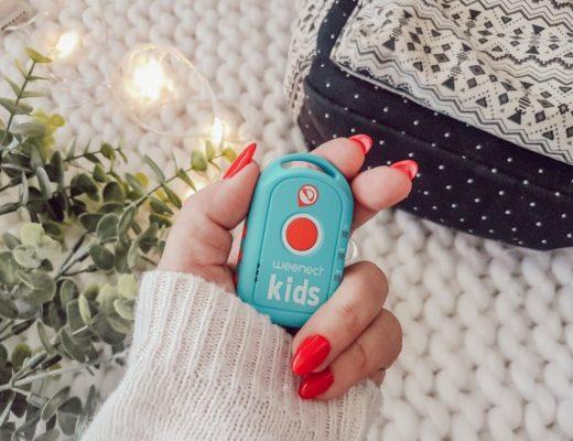 On a testé la balise GPS pour enfant Weenect kids