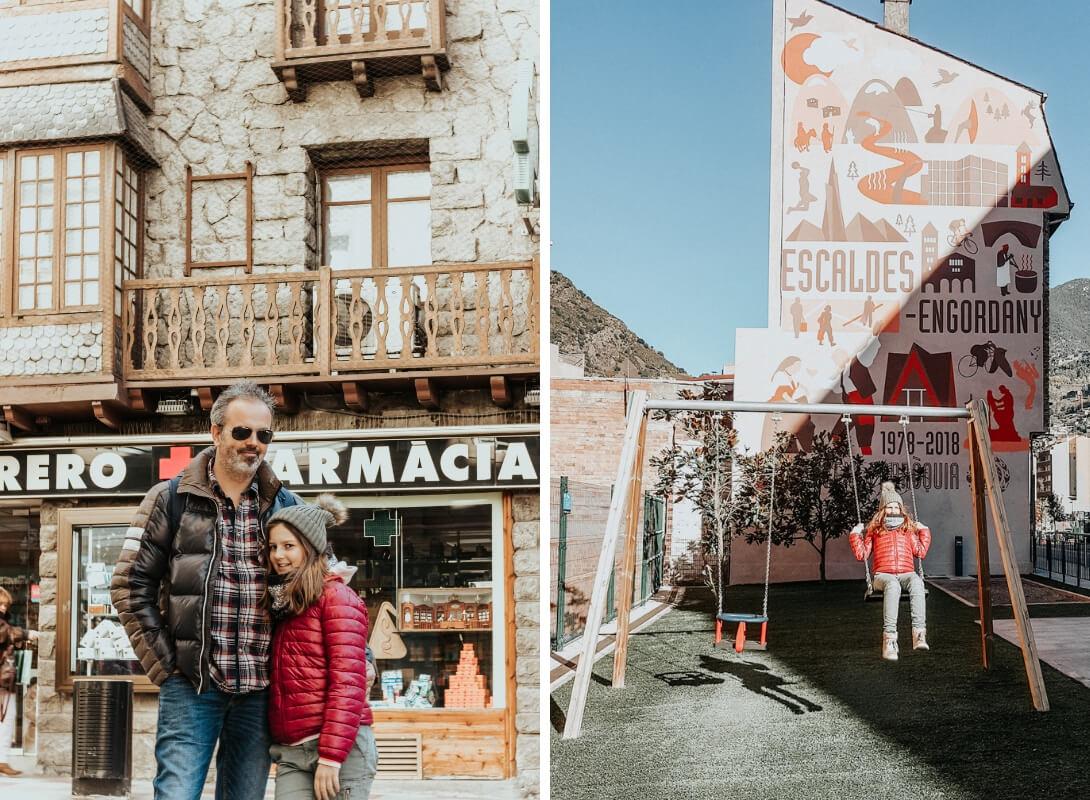 Andorra Shopping Festival en famille, blogtrip 2018