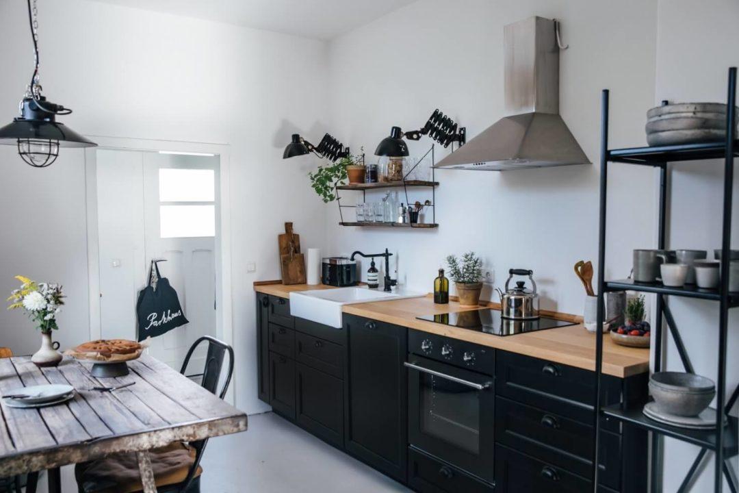 je veux un vier poser dans la cuisine inspiration d co. Black Bedroom Furniture Sets. Home Design Ideas