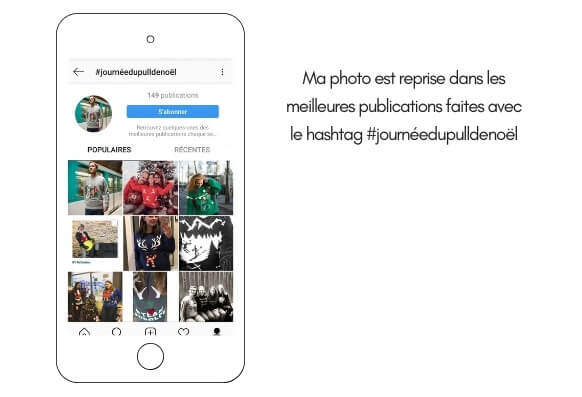 Choisir ses hashtags sur Instagram